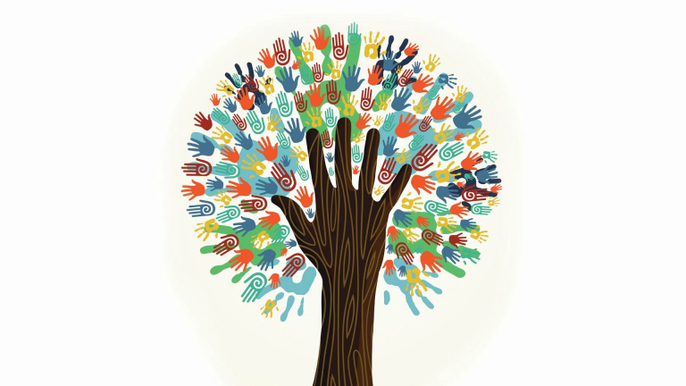 tree of helping hands