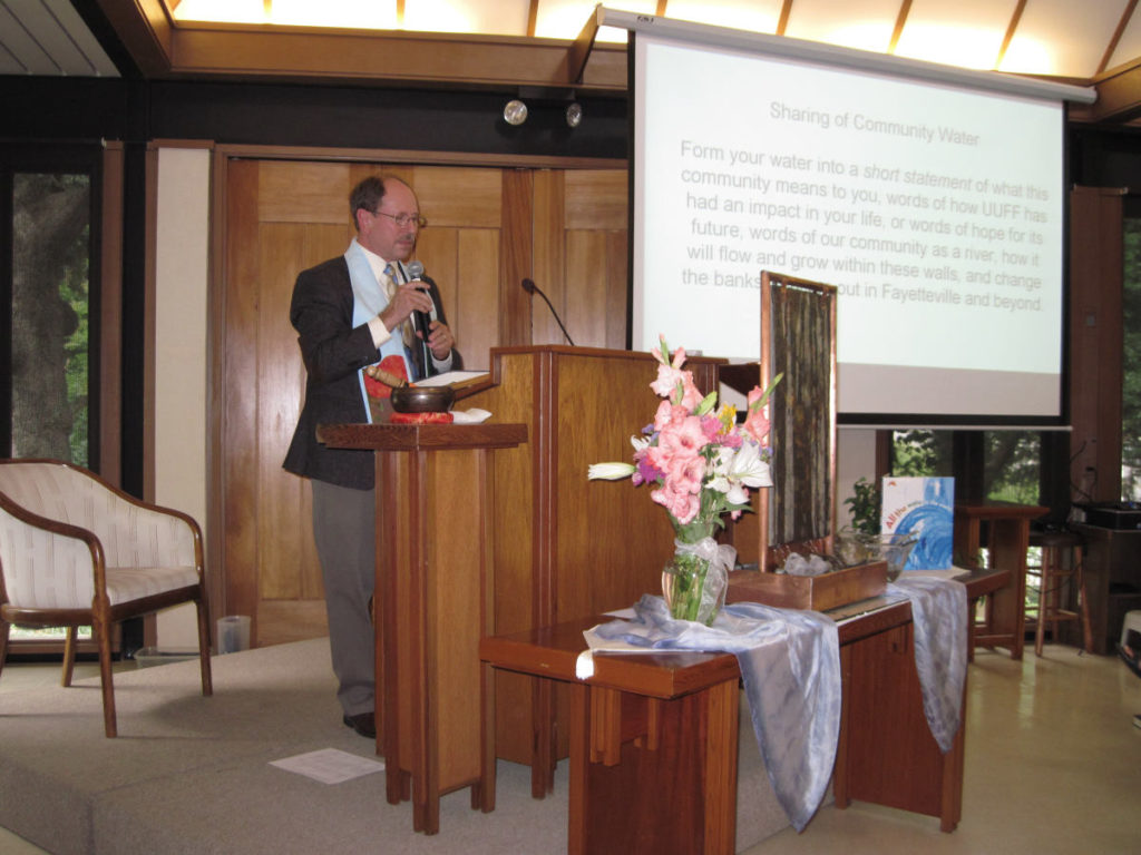 Rev Jim Sermon Sept 2014 InGathering Service